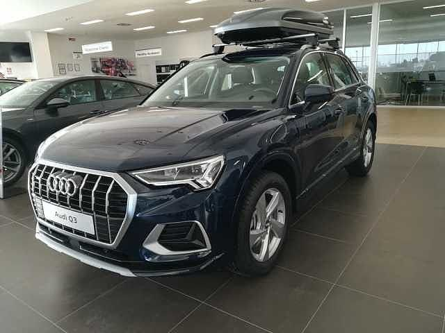 2019 Audi Q3 40 quattro Business Advanced