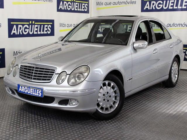 2002 Mercedes-Benz Clase E E 270 4dr