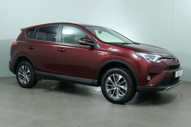 2016 Toyota RAV4 2.5 VVT-i Business Edition Plus (TSS) (Navi) CVT (66 reg)