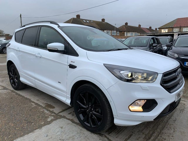 2018 Ford Kuga 2.0TDCi ST-Line (180ps) (AWD) Powershift (67 reg)