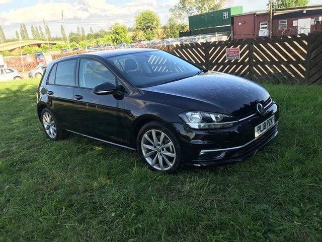 2018 Volkswagen Golf 1.5 TSI GT (150ps) (s/s) Hatchback 5d (18 reg)