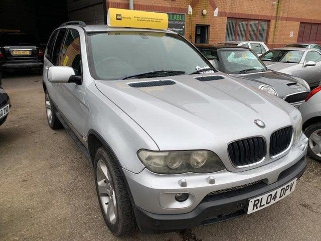 2004 BMW X5 3.0 Sport auto (04 reg)