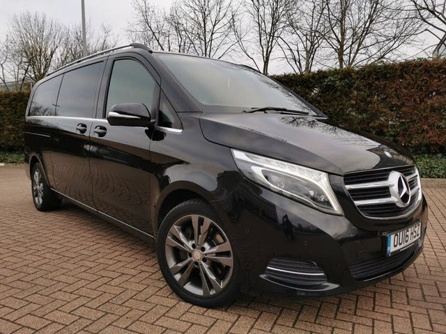 Used 2016 Mercedes-Benz V-Class V250d Long Marco Polo