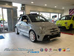 Abarth 500C 2019 1.4 T-Jet 180 595 EsseEsse MY19 BA