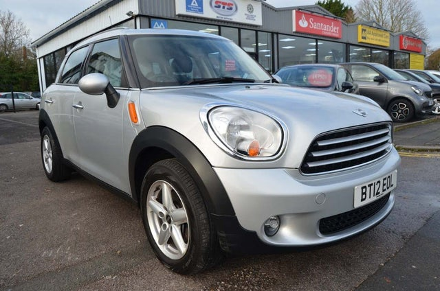 2012 MINI Countryman 1.6 Cooper (12 reg)