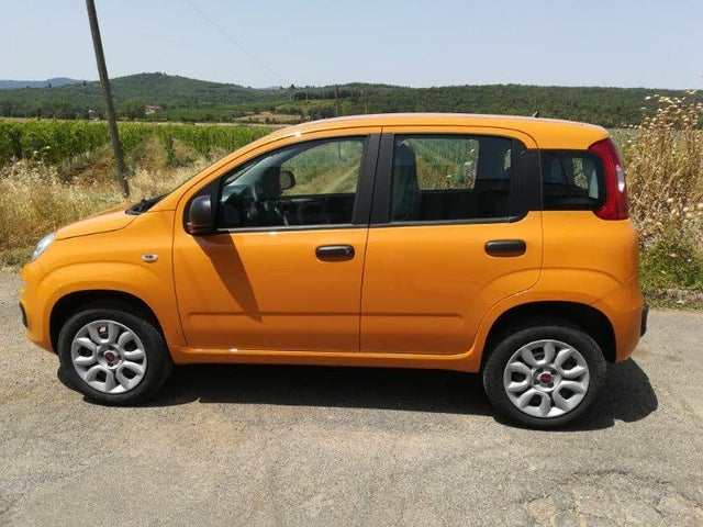 2019 Fiat Panda TwinAir Turbo Natural Power Easy