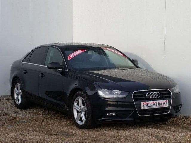 2013 Audi A4 2.0TD SE Technik (143ps) Multitronic (13 reg)