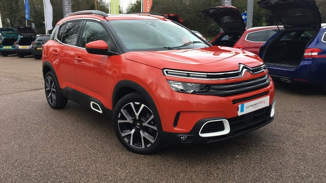 2019 Citroen C5 Aircross 1.6 PureTech Flair Plus (68 reg)