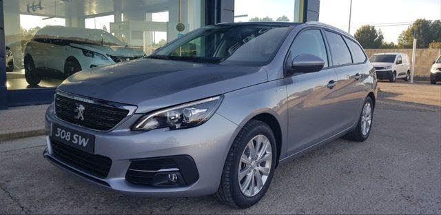 2019 Peugeot 308