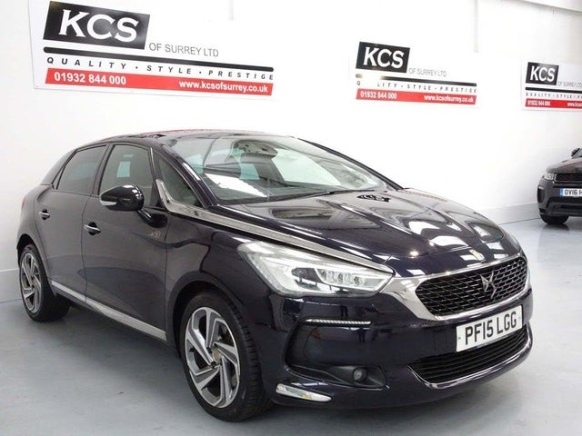 2015 DS DS 5 2.0BlueHDi 1955 Special Edition (15 reg)