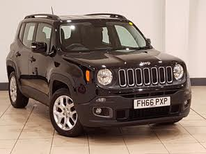 Used Jeep Renegade Trailhawk For Sale In Glasgow Cargurus