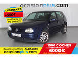 2002 Volkswagen Golf Highline 5dr