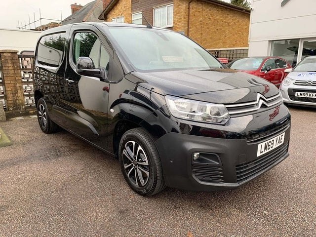 2019 Citroen Berlingo 1.6BlueHDi 1000 Driver (69 reg)