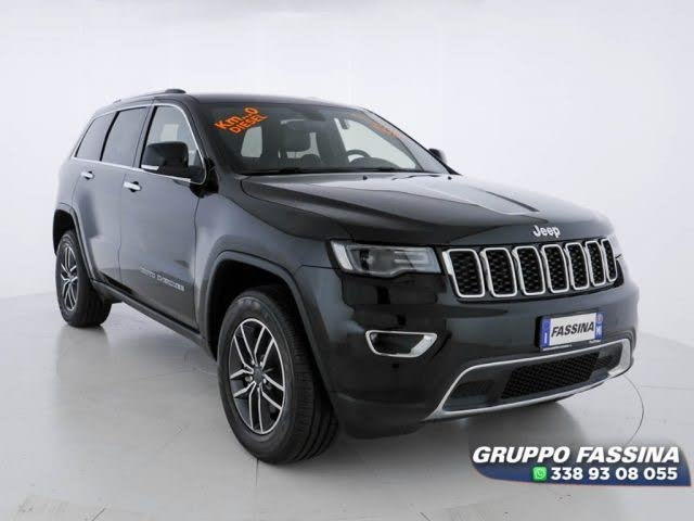 2019 Jeep Grand Cherokee V6 250 CV II Limited