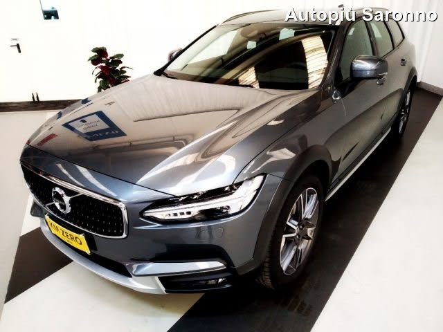2019 Volvo V90 Cross Country D4 AWD Pro