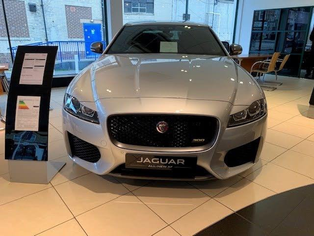 2019 Jaguar XF 3.0TD 300 SPORT Saloon 4d (69 reg)