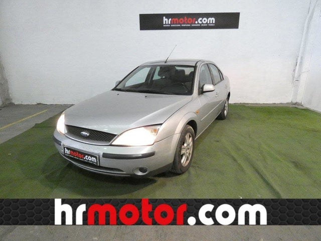 2001 Ford Mondeo Trend 4dr