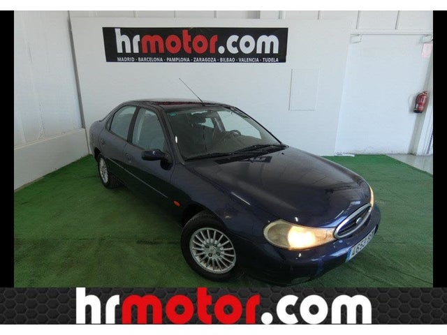 2000 Ford Mondeo TD Ambiente 5dr