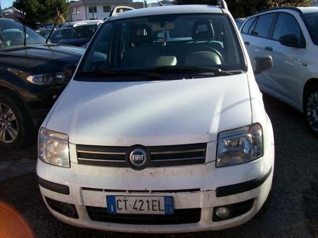 2005 Fiat Panda MJT Dynamic