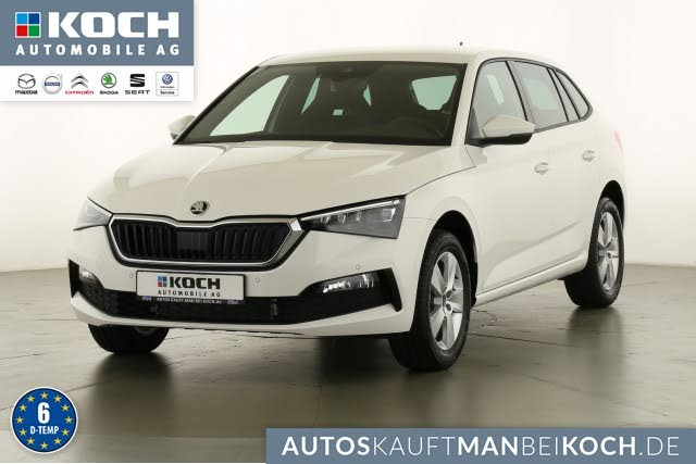 Skoda Scala 1.0 TSI Ambition LED PDC vo+hi 16