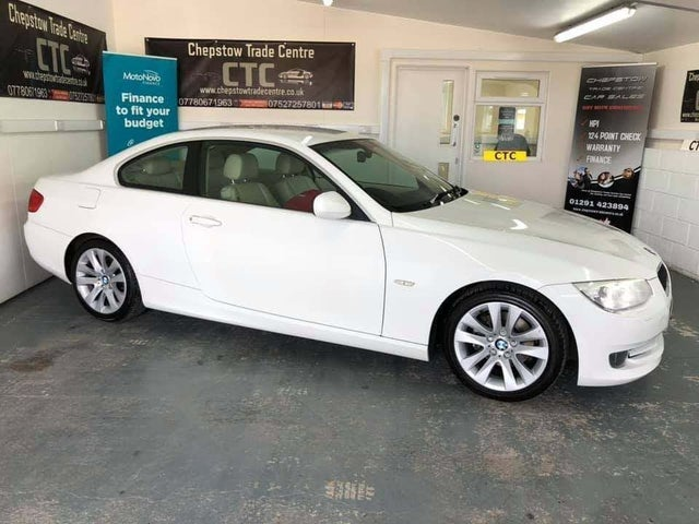 2012 BMW 3 Series 2.0 318i SE Coupe 2d (61 reg)