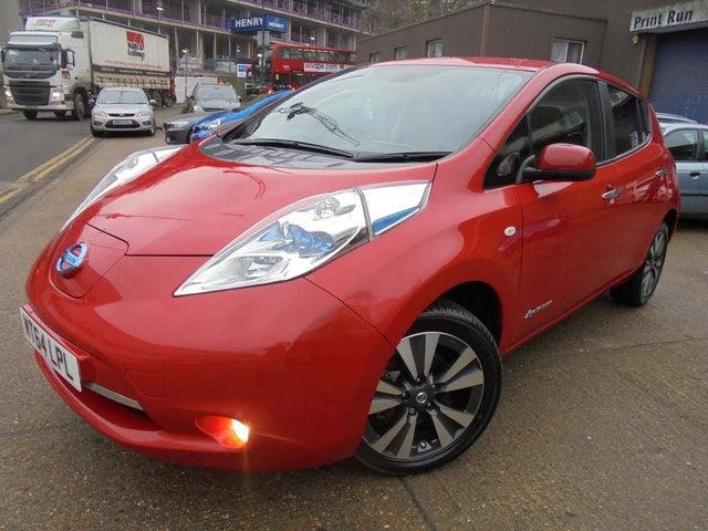 2014 Nissan Leaf E Tekna (64 reg)
