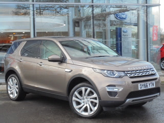 2016 Land Rover Discovery Sport 2.0Td4 HSE Luxury (s/s) Auto (66 reg)