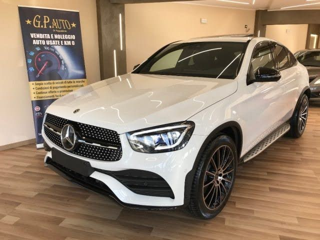 2020 Mercedes-Benz Classe GLC GLC 220 d 4Matic Coupé Premium Plus