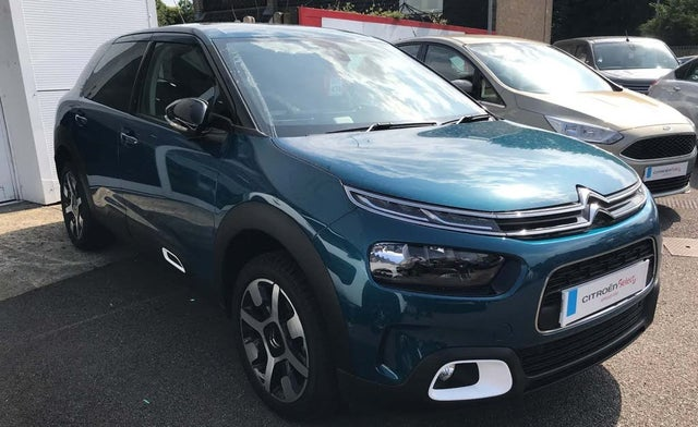 2019 Citroen C4 Cactus 1.2 PureTech Flair (109ps) EAT6 (19 reg)