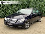 2011 Mercedes-Benz E-Class 2.1TD E220 CDI SE 2.1CDI (170bhp) BlueEFFICIENCY Saloon 4d 2145cc 7G-Tronic (61 reg)