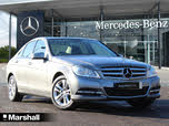 2012 Mercedes-Benz C-Class 2.1TD C220 CDI Executive SE (M Pilot) 2.1CDI Blue F Saloon 4d 7G-Tronic Plus (12 reg)