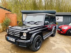Used 2017 Mercedes-Benz G-Class for sale (with vehicle history) - CarGurus