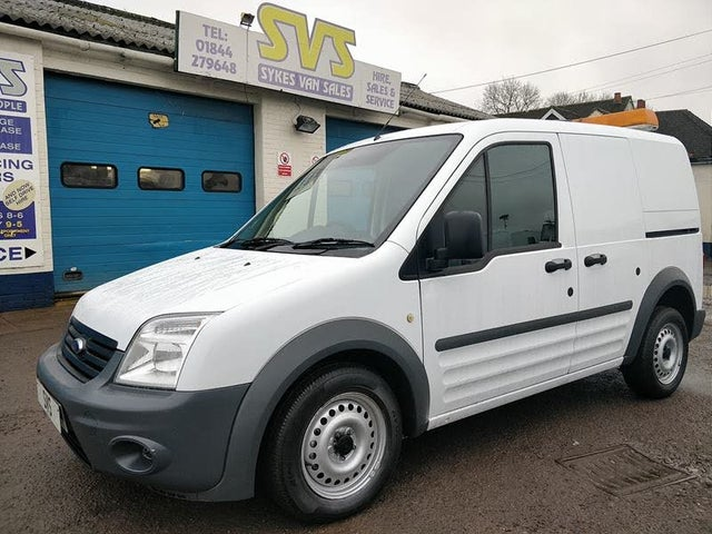 2013 Ford Transit Connect 1.8TD T220 SWB (110PS) Panel (13 reg)