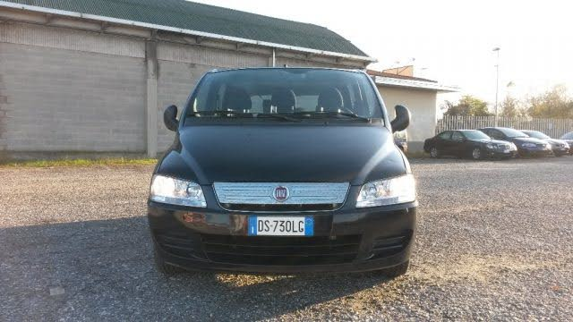 2008 Fiat Multipla MJT Dynamic