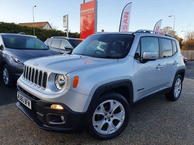 2015 Jeep Renegade 1.6 Multijet II Limited (s/s) (65 reg)