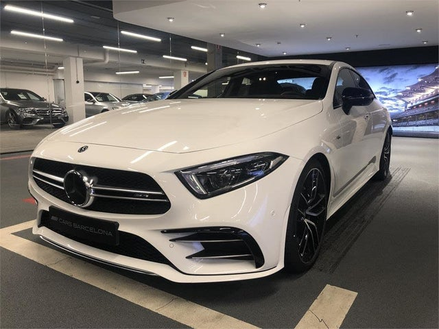 2018 Mercedes-Benz Clase CLS AMG CLS 53 EQ Boost 4Matic+