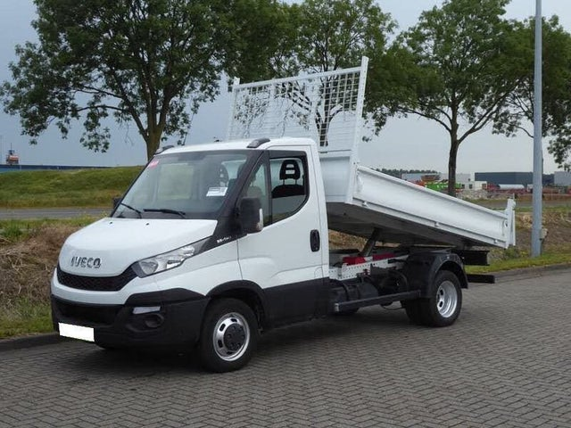Iveco Daily CCb 2019 35C14 Emp 3000