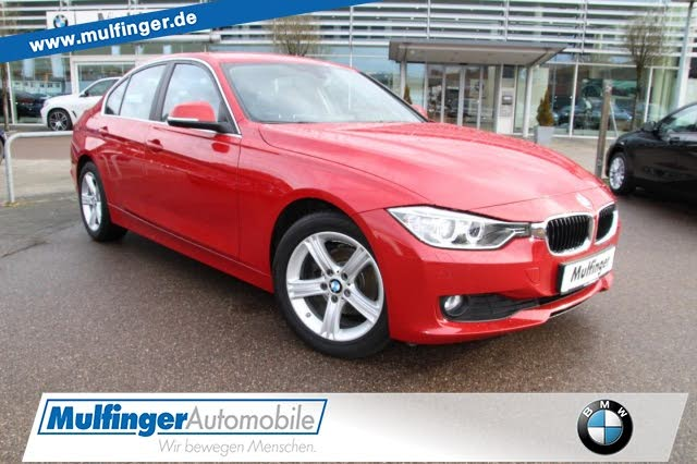 BMW 318d Aut. Navi Xenon Alu Online-Verkauf möglich