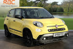 2019 Fiat 500L 1.4 City Cross (68 reg)