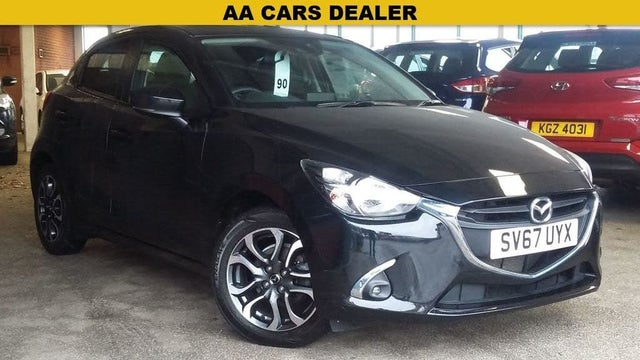 2017 Mazda Mazda2 1.5 Tech Edition (67 reg)