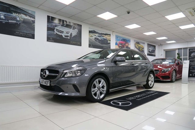 2017 Mercedes-Benz A-Class 1.5d A180d Sport (Executive)(s/s) (67 reg)