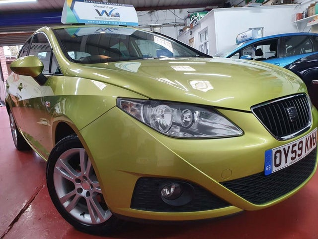 2009 Seat Ibiza 1.6 Sport 16v 105 Hatchback 5d 1597cc (59 reg)