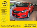 Opel Zafira 1.4 Turbo Innovation Standheizung