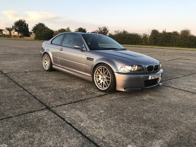 2003 BMW 3 Series 3.2 M3 Coupe Sequential (53 reg)