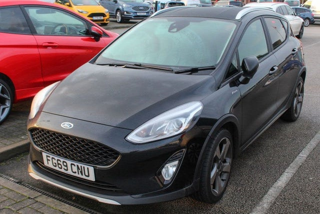 2019 Ford Fiesta 1.0T Active X (125ps) (s/s) (69 reg)