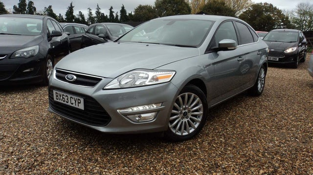 2013 Ford Mondeo 1.6TD Zetec Business Hatchback (63 reg)