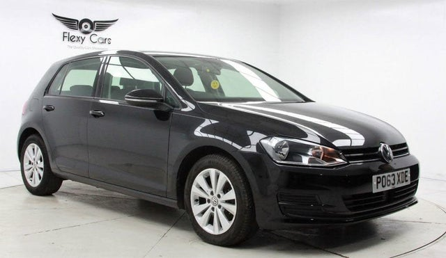 2013 Volkswagen Golf 1.6TDI SE (s/s) Hatchback 5d (63 reg)