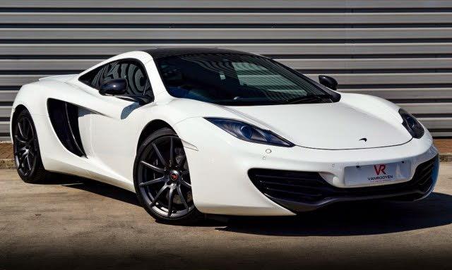 2012 McLaren 12C 3.8 (592bhp) Coupe S-Auto (12 reg)