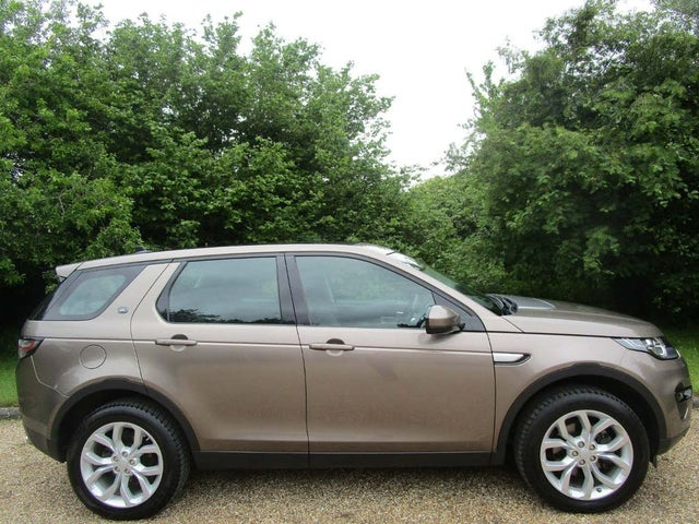 2015 Land Rover Discovery Sport 2.2TD HSE (15 reg)