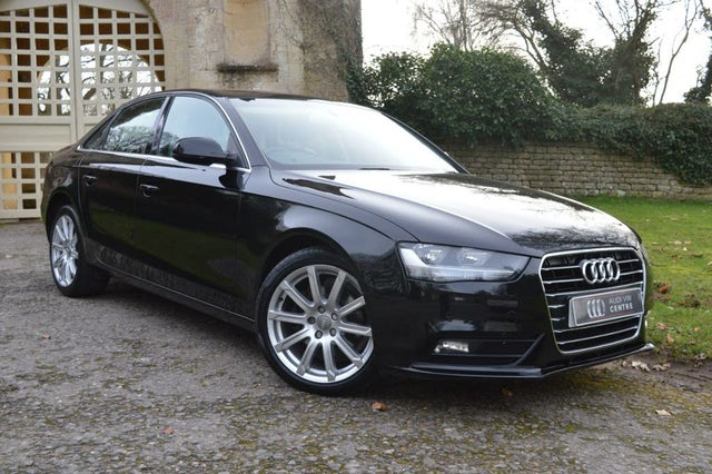 2015 Audi A4 2.0TDI SE Technik (150ps) (s/s) Multitronic (65 reg)